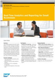 SAP Analytics and Reporting for SAP Business One