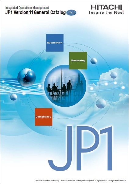 Download JP1 V11.1 Overview Brochure