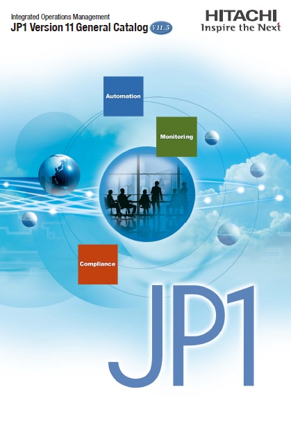 Download JP1 V11.5 Overview Brochure
