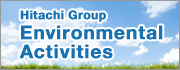 picture : Hitachi Group Environmental Activities