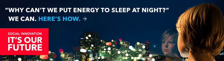 Why can't we put energy to sleep at night? We can. Here's how.