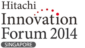 Hitachi Innovaton Forum 2014